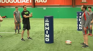 Tackle and Turnover - Sam Warburton