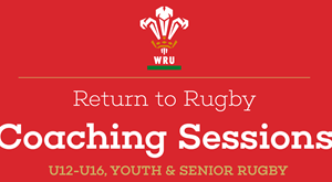 Return to Rugby U12-U16, Youth and Senior