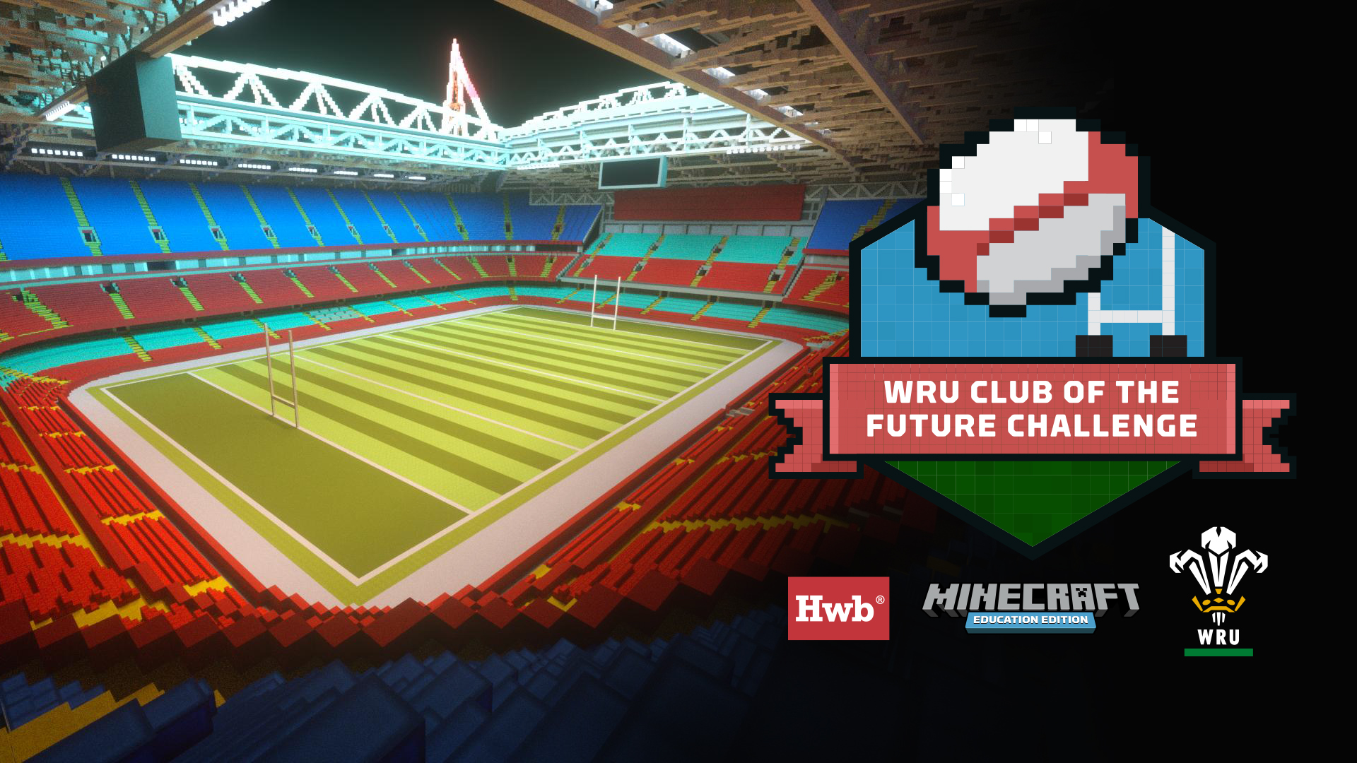 WRU Club of the Future Challenge - Minecraft Education Edition