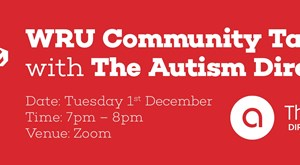 WRU Community Talks with The Autism Directory