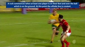 Law: Law 16: Amended Ruck Law