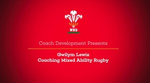 Mixed Ability Coaching with Gwilym Lewis