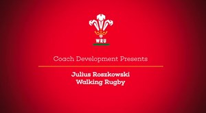 Walking Rugby with Julius Roszkowski