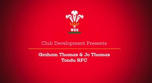 Club Development - Tondu RFC