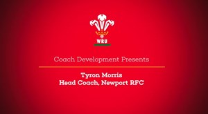 Tyron Morris - Head Coach Insight