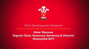 Peter Weavers - Gwernyfed RFC