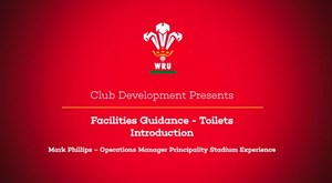 Facilities Guidance - Toilets