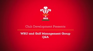 WRU and Golf Management Group Q&A with Scott Partington - Golf Management Group